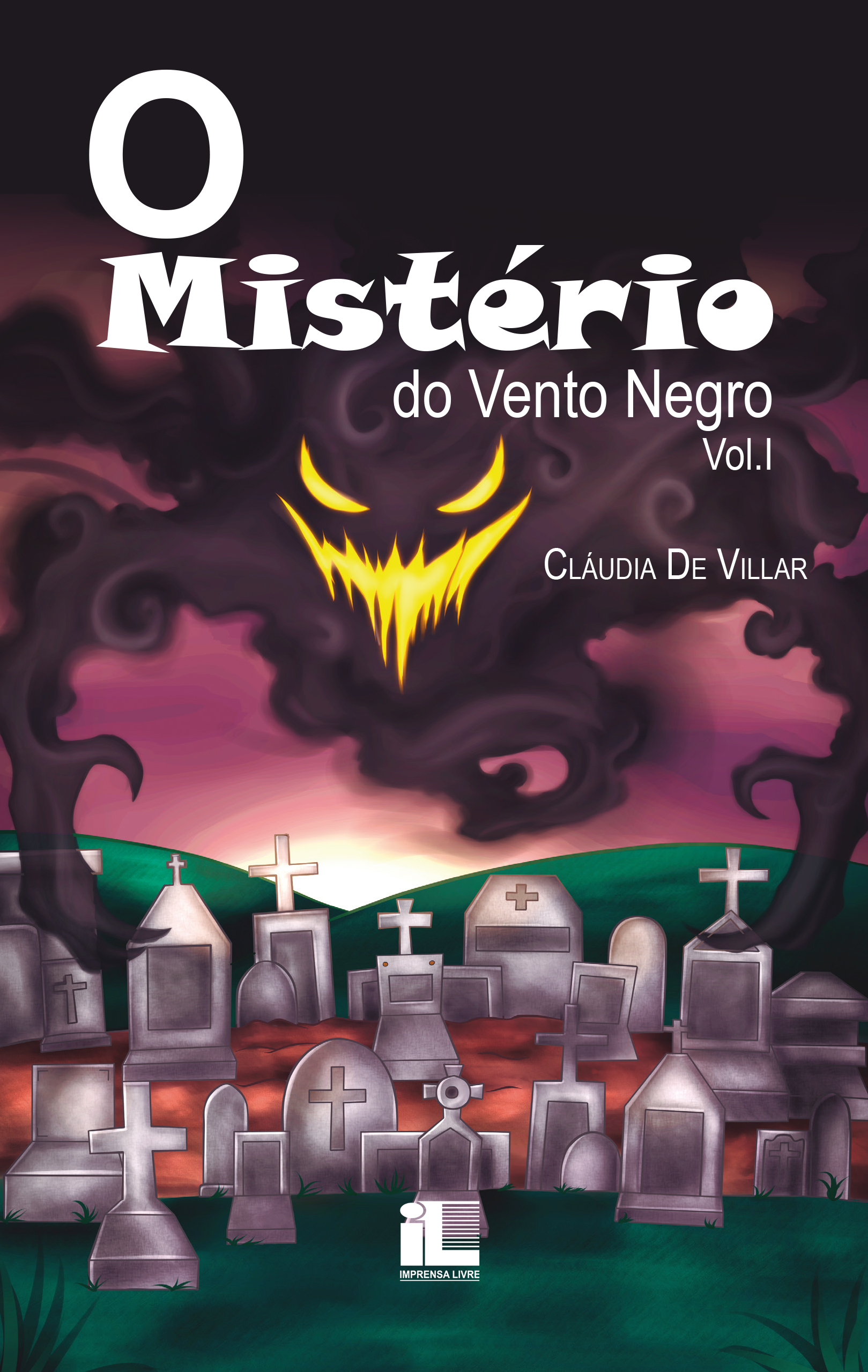 O Mistério do Vento Negro, vol. I